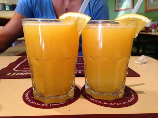 Haiti: verdens beste appelsinjuice!