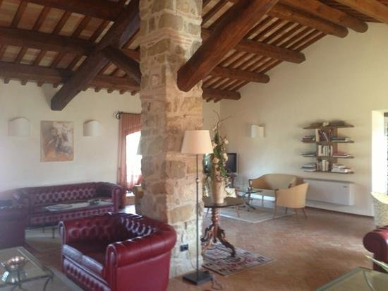Borgo Lanciano Relais Benessere: Area Relax