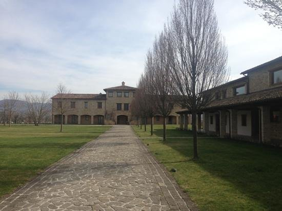 Borgo Lanciano Relais Benessere: Entrata