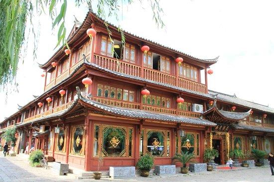 Hexi Hotel, Lijiang: Lijiang He Xi Hotel