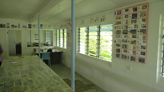 Very nice place review of tuvalu philatelic bureau funafuti