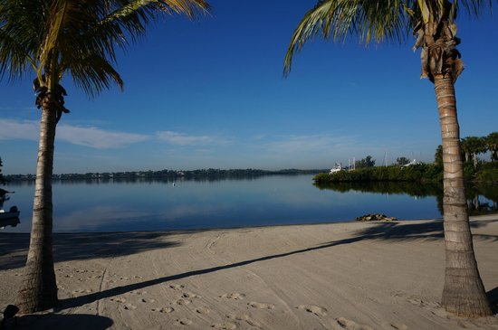 Club Med Sandpiper Bay: Beach area