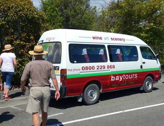 Best Nelson Wine Tours