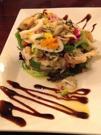 Trattoria 903: Delicious Seafood Salad
