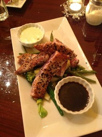 Trattoria 903: Perfectly Prepared Tuna