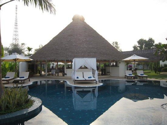 Navutu Dreams Resort & Spa: Imagine waking up to this amazing view