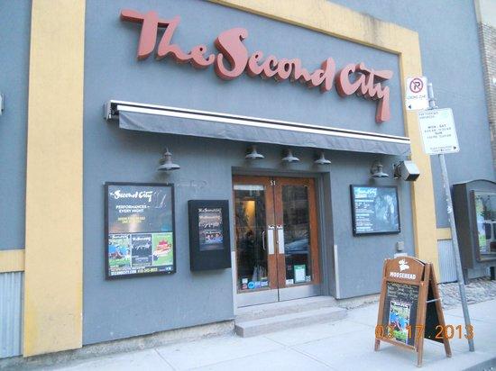 Second City Toronto: The place