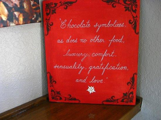 Belize Chocolate Company: soo true.
