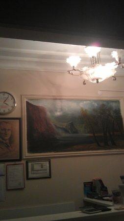 Adrien Hotel: Lobby