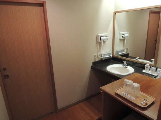Yokote Ekimae Onsen Yuyu Plaza : Washroom