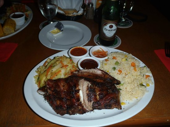 Carribean Grilled Flavors: Caribbean Grilled Flavors