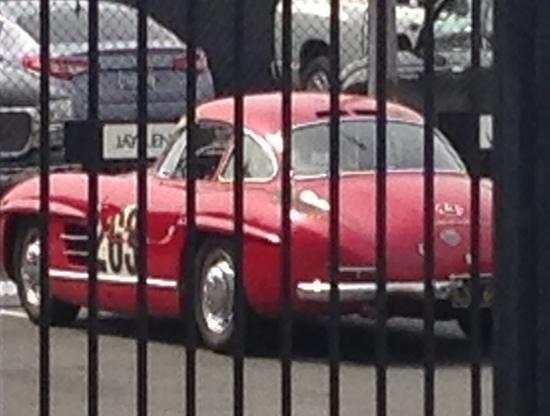 The Tonight Show with Jay Leno : Jay Leno's car