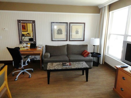 Gainey Suites Hotel: Studio Couryard Suite