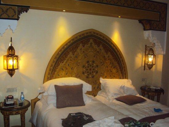 Sofitel Fes Palais Jamai: chambre