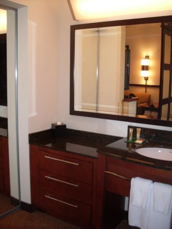 Hyatt Place Charleston Airport and Convention Center: Bathroom