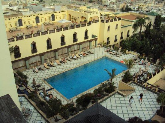 Sofitel Fes Palais Jamai: piscine