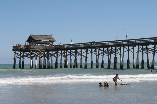 La Quinta Inn & Suites Cocoa Beach Oceanfront: The Pier