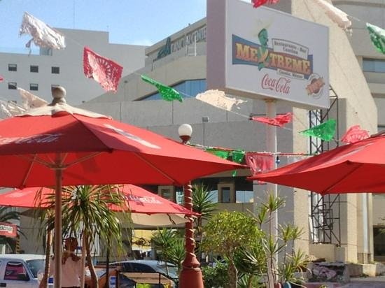 Mextreme Restaurant Cancun Mexico Picture Of Mextreme Cancun