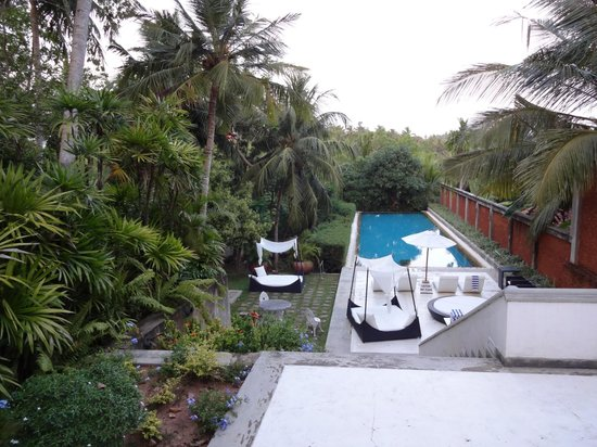 Tamarind Hill by Asia Leisure: Pool looking down to the lake