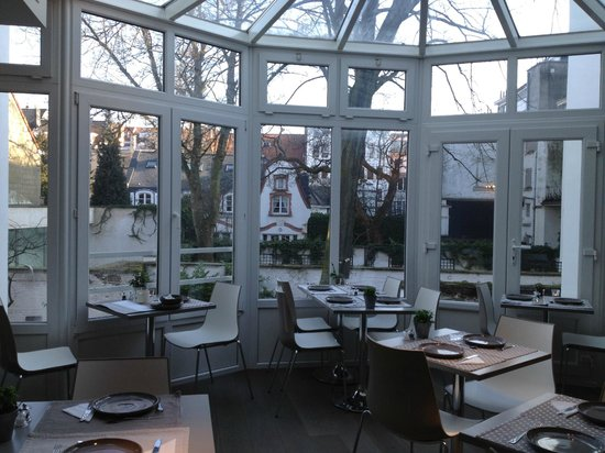 Made in Louise: The breakfast room - a beautiful spot to start the day