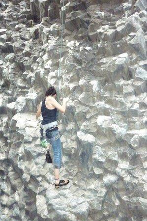 Panama Rock Climbing: escalada