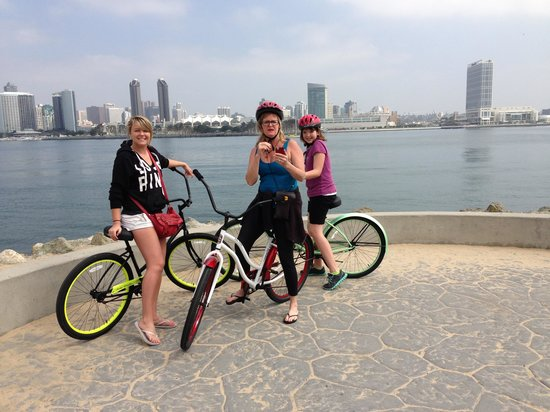 Pedego Coronado - Tours: Best place in Coronado to rent bikes! They will assure you have great equipment and route plan!
