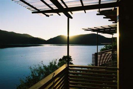 Bay of Many Coves: Balcony veiws