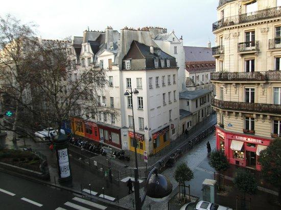Hotel Quartier Latin : Vista desde la habitación