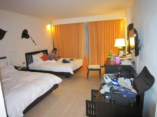 Bandara Resort & Spa: Interior of Room 419