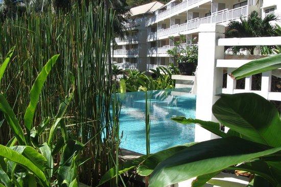 Cape Panwa Hotel: Villa and plunge pool