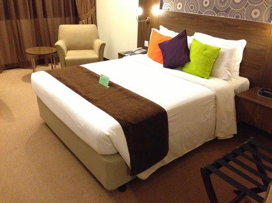 Grand Pacific Hotel: 部屋