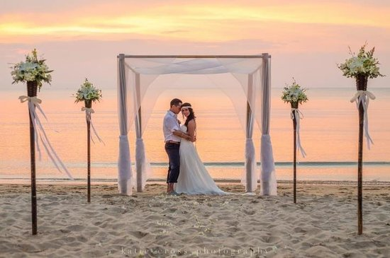 Rajapruek Samui Resort: Elyse and Christophe wedding March 10 2013
