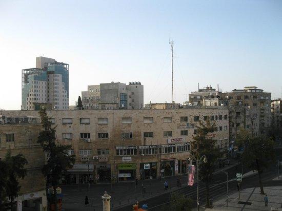 Lev Yerushalayim: Вид на Иерусалим