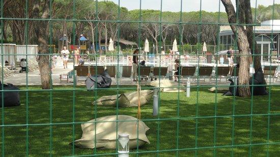 Riva del Sole Resort & SPA: Area Piscina