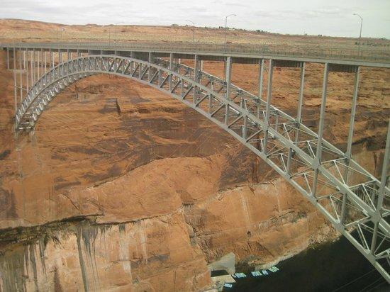 Wyndham Flagstaff Resort: Glen Canyon Dam Bridge