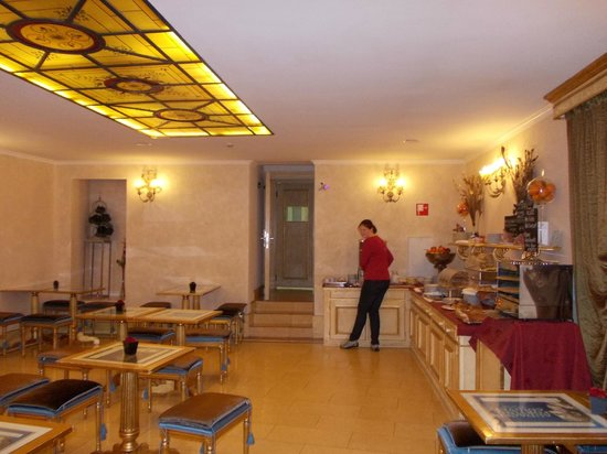 Veneto Palace Hotel: Breakfast area
