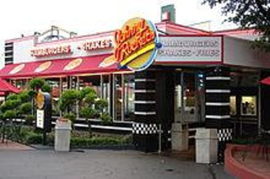 Johnny Rockets at Six Flags