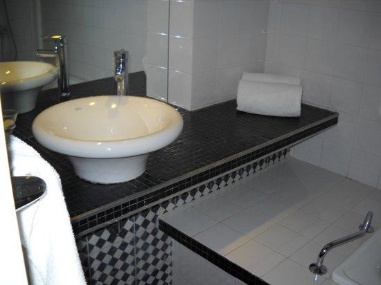 Unique Luxury Colony Hotel: Baño