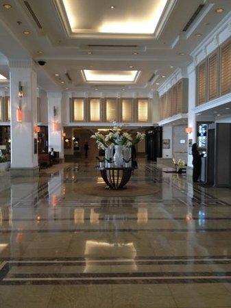 Swissotel The Bosphorus: lobby