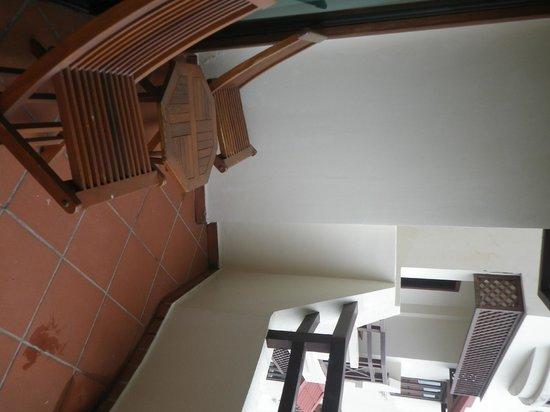 هوليداي إن ريزورت باتام: Balcony