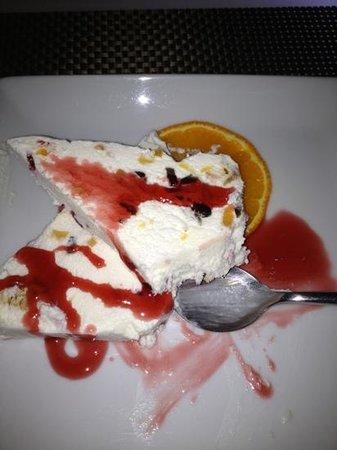 Hotel Christina: dessert