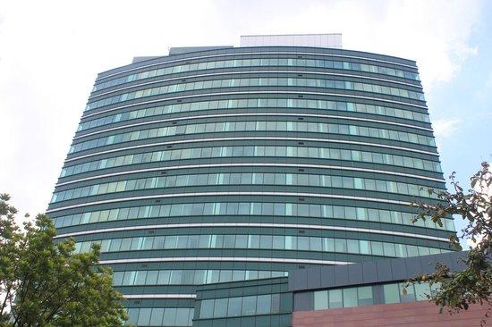 M Hotels: facade