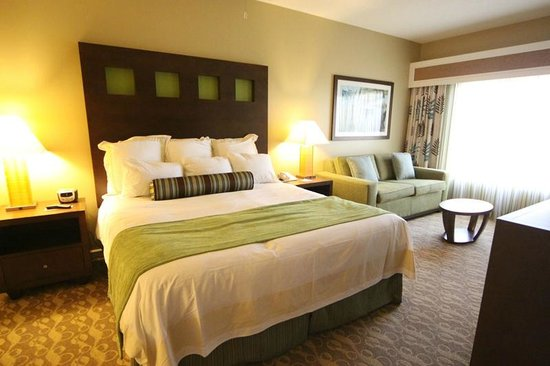 Marriott's Legends Edge at Bay Point: Room 2, queen bed and sofa-bed