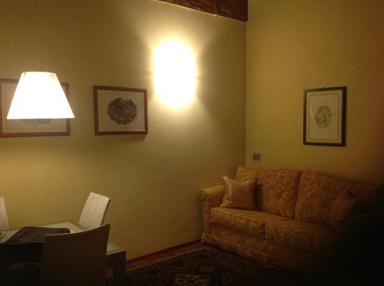 Antica Residenza dell'Angelo : Camera da letto