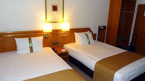 Leonardo Hotel Düsseldorf City Center: Zimmer 430