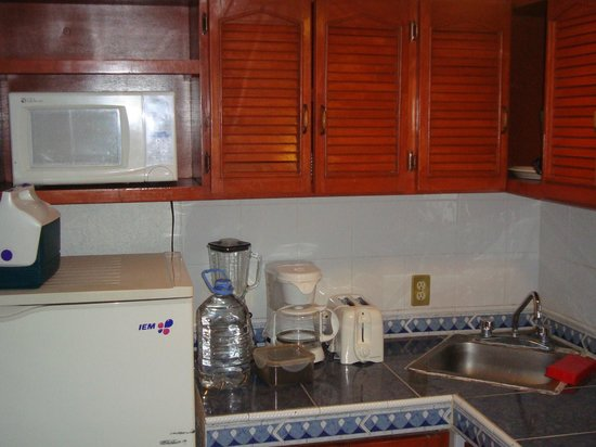 Gran Festivall All Inclusive Resort: Kitchen dated but necessary items