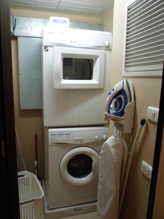 Marriott's Mai Khao Beach - Phuket: Washing machine & dryer which can be used for free