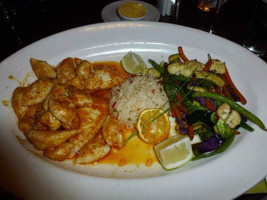 Pigalle Sandton: Calamari with garlic and lemon butter