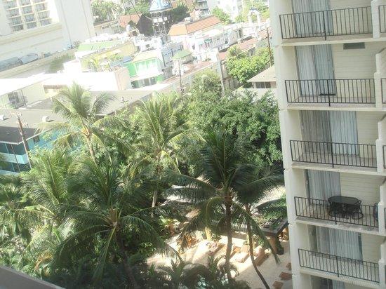 Alohilani Resort Waikiki Beach: vistas