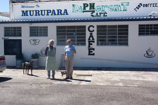 Dipherent Cafe: What a blessing to find such a cafe
